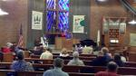 Worship at First Presbyterian Church in Benton Harbor
