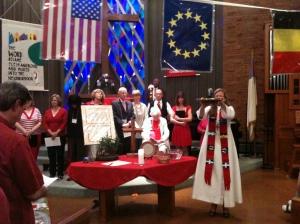 Pentecost 2011