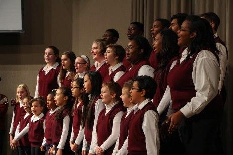 All God's Children Community Choir MLK Day 2016 at LMC