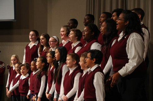 All God's Children Community Choir MLK Day 2016 at LMC